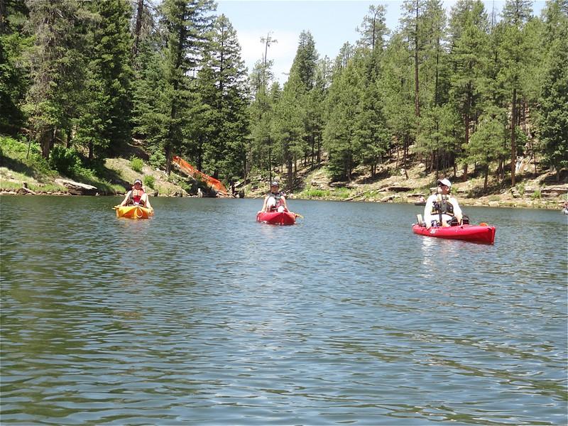 Hobie forums view topic az woods canyon lake for Canyon lake az fishing