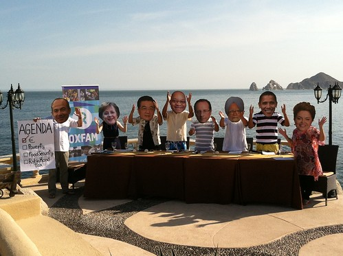 G20 Leaders in Los Cabos, Mexico