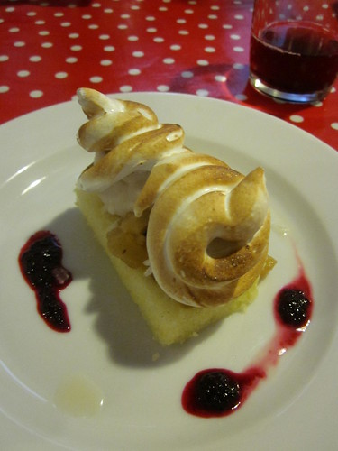 pineapple baked alaska