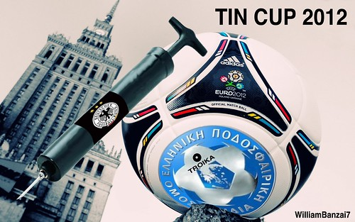 TIN CUP 2012 by Colonel Flick
