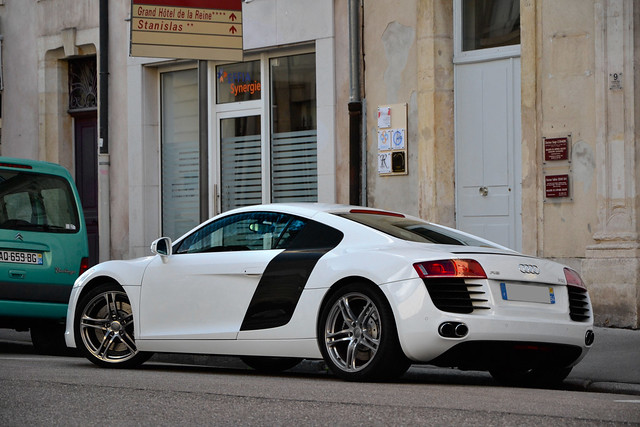 Image of Audi R8 (42)