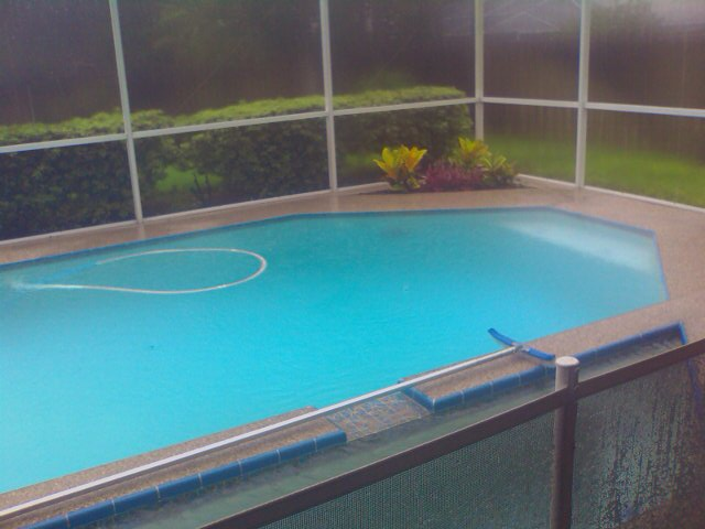 The Pool is Full
