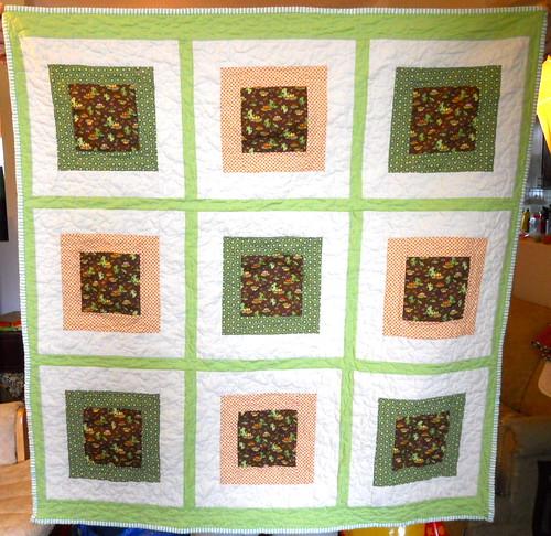 baby Ben's quilt