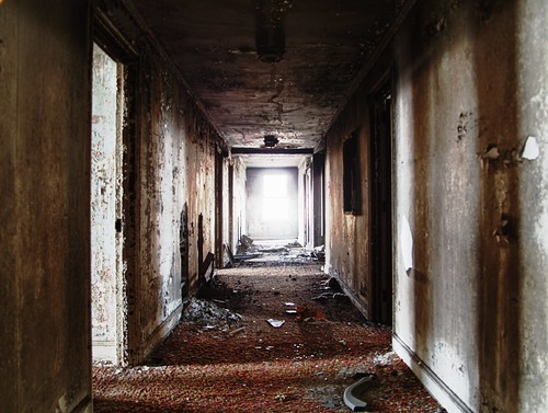 Burned Hall
