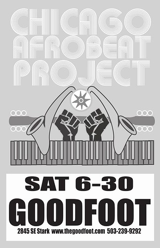 Chicago Afrobeat Project @ Goodfoot