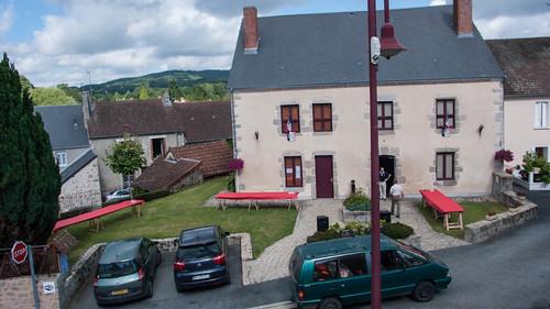 Mairie of Saint Sulpice le Gu?©retois
