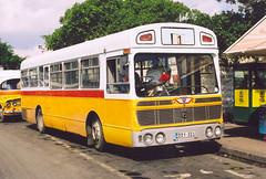 Malta Route Bus.