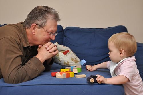 Theo & Grandpa