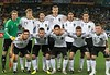 German National Futbol Team 2012 by Wdh001