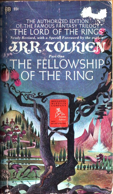 The Lord of the Rings, J. R. R. Tolkien - Essay