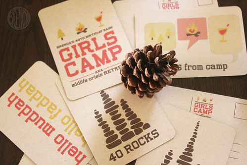 Camp Postcards!