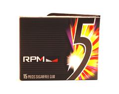 5 RPM