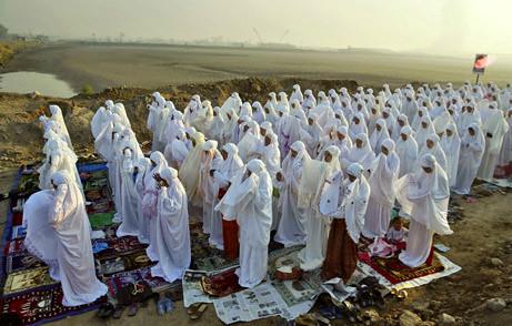 Salat al-Eid (Eid prayer)