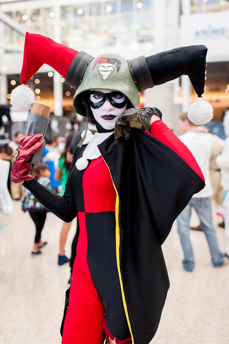 Anime Expo 2012 - Harley Quinn