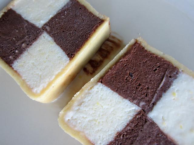 dark chocolate lemon ice cream recipe