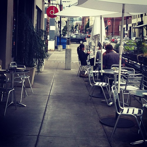 Pearl District Al Fresco Dining