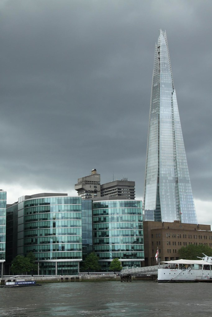 The Shard The Tallest Building Of Europe