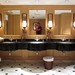 Luxury restrooms