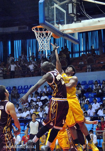 NCAA Season 88: San Sebastian Golden Stags vs. Perpetual Help Altas, July 2