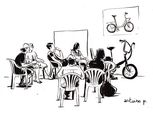 Workshop - Travelling with a bike