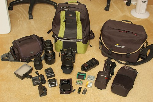 Nikon Roadtrip Gear