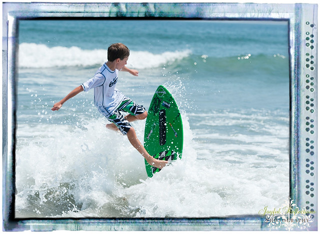 Fun In The Sun...Catch those waves!