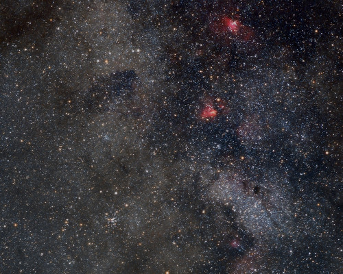 Scutum & Sagittarius Region by Nightfly Photography