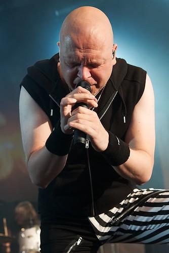Unisonic @ RockHard Festival 2012 by Joachim Ziebs