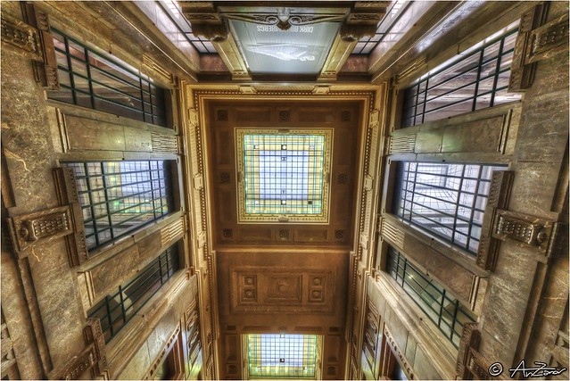 Milano Centrale ceiling 2012-06-25 160227