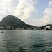 Die Skyline von Lugano