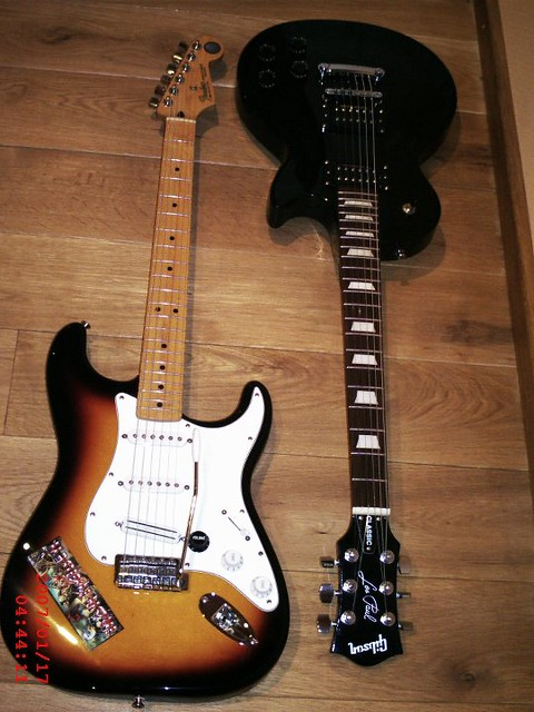 Photo:Fender Guitar  15 By Larry Ziffle