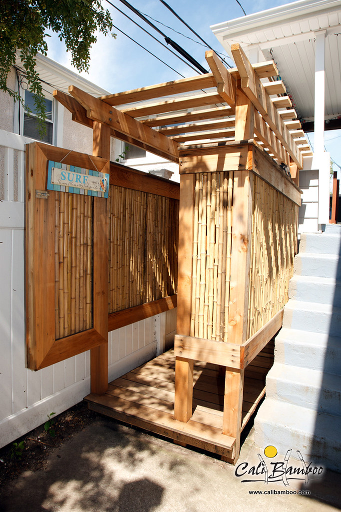 Bamboo Fencing Photos Calibamboo Greenshoots