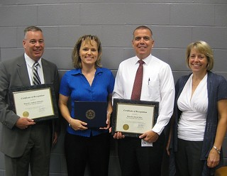 West Chester detectives honored