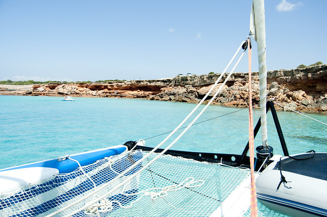 The Life Of Riley, Ibiza boat charter