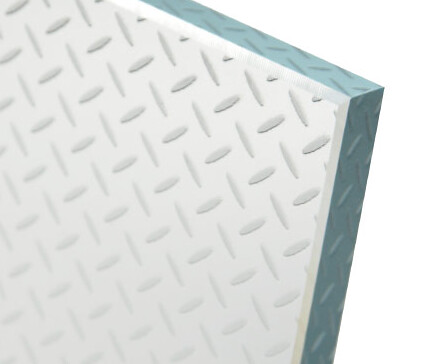 New Developed Acid Etched Slip-resistant Glass for floor and steps!