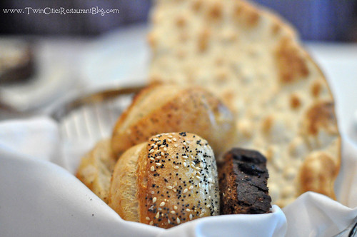 Basket of Breads at The Capital Grille ~ Minneapolis, MN