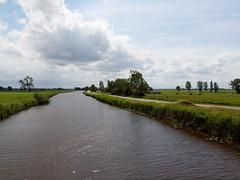 Maren vaarten sloten kanalen tochten diepen diepjes en andere wateringen in Groningen en omgeving