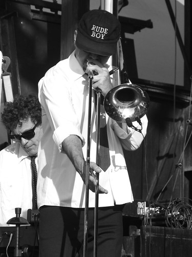 Rude Boy at Ottawa Bluesfest 2012