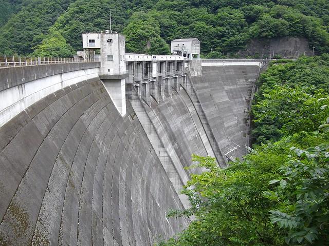 新成羽川ダム #3