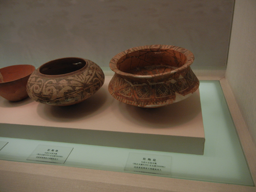 4200-3600 B.C. - Liaoning (Province) Museum in Shenyang, China _ 9537