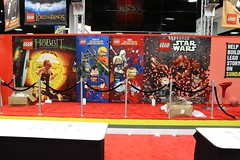 SDCC LEGO Mural - 7