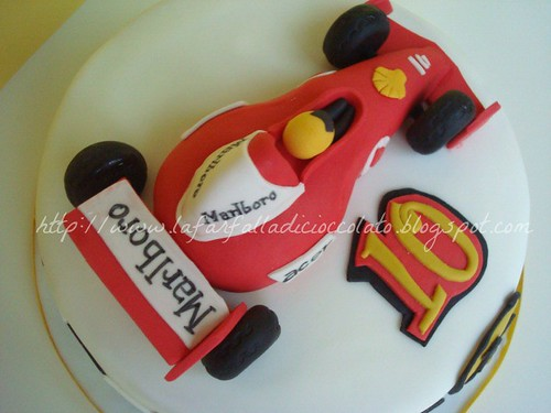 Torta Ferrari