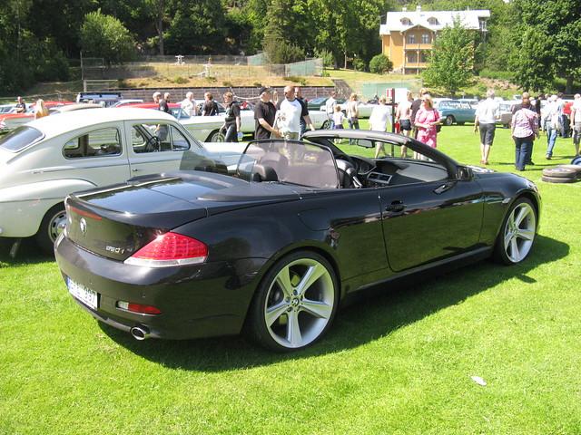 BMW 650i Cabrio (E64)