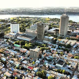 Québec! #defiballonbl