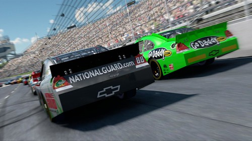 NASCAR The Game Inside Line - July - (09)