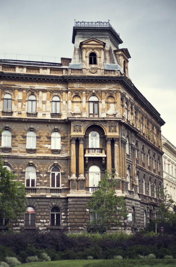 Andrássy útca, Budapest