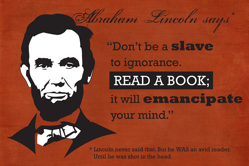 Slave to ignorance