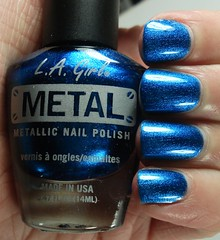 LA Girls Metal Alkaline Blue