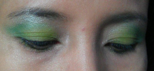 Wet 'N Wild Coloricon I Dream of Greenie Palette