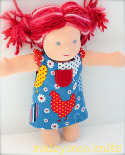"Custom 10"" Elsie Dress"